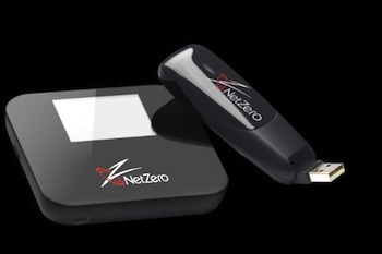 NetZero 4G Mobile Broadband – from free to not so cheap