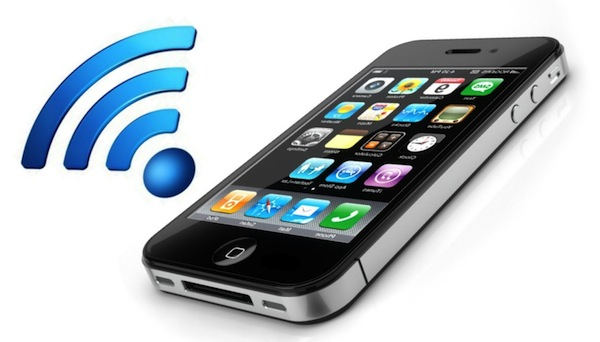 How to set up an IPhone Personal Hotspot or Android Portable Hotspot for WiFi