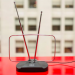 rabbit ears TV antenna